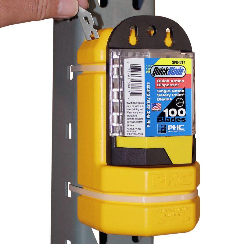 INC BH00206 Blade Disposal Unit Wall Mount Bracket PACIFIC HANDY CUTTER
