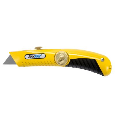 QBR-18 Retractable Metal Utility Knife