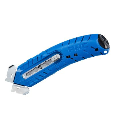 S8 Ambidextrous Safety Cutter w/ Fixed Metal Guards